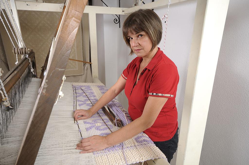 Laboratorio tessile Anna Segreto